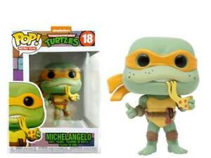 Teenage Mutant Ninja Turtles Michelangelo Pop! Funko Retro Vinyl Figure N°18