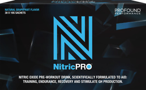 NitricPro™ - High Strength Nitric Oxide Pre-Workout Drink