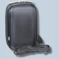 Fototasche für Panasonic Lumix DMC-TZ81 TZ71 TZ61 Hardcase Tasche schwarz ybxls