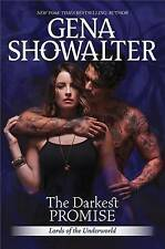 The Darkest Promise: A Dark, Demonic Paranormal Romance by Gena Showalter (Hardback, 2017)