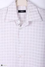 Camisas y polos de hombre HUGO BOSS color principal beige