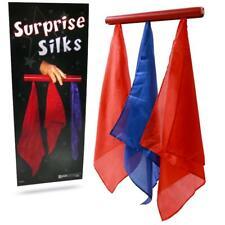 Surprise Silks aka The Acrobatic Silks