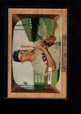 1955 BOWMAN  #40 VIC WERTZ NM F3467