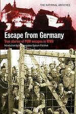 Escape from Germany-ExLibrary