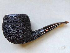 Moretti Pipe Fantastic Super Magnum Black Rusticated Freehand No Reserve