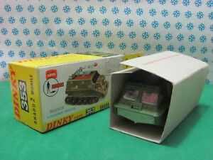 Vintage - UFO Shado 2 Mobile - Dinky toys 353 - Made IN Gt. Britain 1975