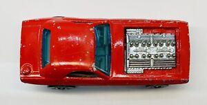 1973 Redline SHOW OFF Dodge Challenger Original Red Enamel Solid! Nice Addition!