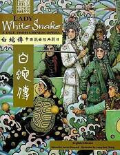 Lady White Snake Tale Chinese Opera Bilingual - Traditio by Shepard Aaron