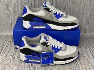 mens blue air max 90
