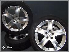 Original Peugeot 407 Llantas de Aluminio Fulda 7mm RDKS Ruedas Verano 215 55 r17