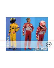 1/24 MODERN F1 DRIVER FIGURE STANDING for TAMIYA REVELL