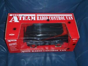 HITARI R/C RADIO CONTROL A TEAM PANEL VAN - GMC - Unopened  ( Collectable )