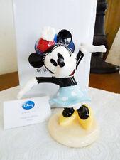 Royal Doulton Disney Minnie Mouse CONGRATULATIONS Figurine MM34 LT ED - NEW/BOX!