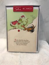 Seasons from Hallmark Christmas Boxed Cards, (16 Cards / 16 Envelopes)