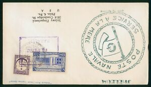 Mayfairstamps Pakistan 1952 Jheleum Fleet Mail Naval Cover wwp73461