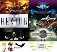 Tank Universal-Hektor-Larva Mortus-Gunnheim-Starion Tactics PC Digital STEAM KEY