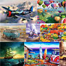 Traffic DIY 5D Diamond Painting Embroidery Cross Stitch Kits Home Decor Balloon