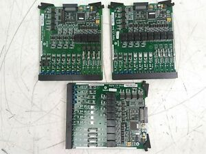 Lot of 3 GE Multilin 12P0-0034-B2 Digital I/O Board Module Untested AS-IS Parts