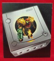 Nintendo Gamecube Preview DVD-2002 Mario, Starfox, Metroid Brand New Sealed