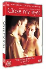 Close My Eyes 6867449005096 With Alan Rickman DVD Region 2