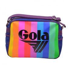 Gola redford Spectrum Stripe bolsa bandolera Bag señora Women cub201evo mult