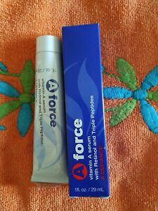Serious Skin Care - A Force Vitamin A Serum w/ Retinol A defiance 1 oz *NEW *NOS