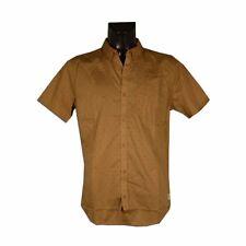 Billabong - Camicia uomo SHIFTY - 9218  - Colore Dark Gold - Taglia M