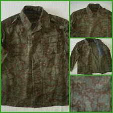 Russian Soviet Army camo jacket tunic uniform  48-4 KGB A VYMPEL