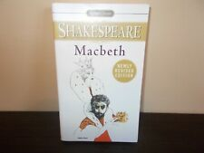 Shakespeare Macbeth Signet Classic Newly Revised Edition Copyright 1998