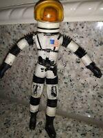 Vintage Mattel 1966 Major Matt Mason Man in Space Figure Bends Astronaut blone
