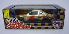 RACING CHAMPIONS NASCAR #4 Kodak Gold 1:24 Die-Cast MIB Bobby Hamilton 1998