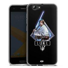 HTC One A9 s Silikon Hülle Case HandyHülle - Luke