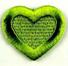 Applikation zum Aufbügeln  Bügelbild 3-610  Herz