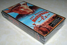 Roy Rogers - Mackintosh & T.J. - VHS Tape - NEW - Sealed (LAST ONES)