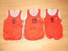 Rare lot de 3 maillots Footing Old Scholl vintages 70 's
