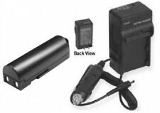 DL172 D-LI72 DLI72 Battery + Charger Kit for Pentax Z10
