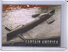 CAPTAIN AMERICA Movie UPPER DECK 2011 TRADING CARD  #29