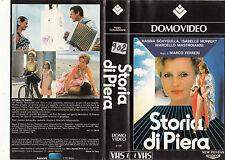 STORIA DI PIERA (1983) VHS
