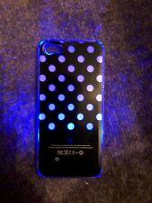 POLKA for iphone se 5 5s Sense Flash LED Light Color Changing Back Case Cover