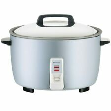 More details for commercial rice cooker 7.2l panasonic hef797