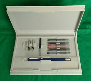 PARKER CALLIGRAPHY SET WITH CASE/BOX  #2