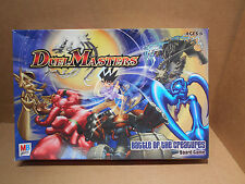 MTB Boardgame Duel Masters - Battle of the Creatures Box NEW OPENED