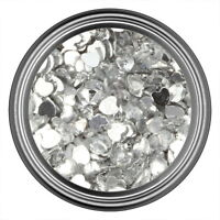 Crystal Heart Rhinestone Gems Flatback Face Art Nail Art Jewels Decoration