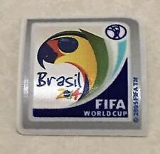 2014 Brazil FIFA World Cup Velet Patch Badge Parche Flicken Pièce Toppa Remendo