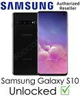Samsung Galaxy S10 Black 128GB Sprint AT&T T-Mobile Verizon Factory Unlocked photo