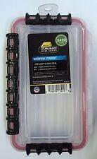 Plano Waterproof Stowaway Utility Tackle Box, 3400 Series, #3440-10