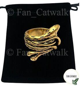 LOTR Thranduil SNAKE Ring Serpent Mirkwood Woodland Elven Lord of the Rings