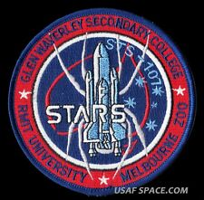 """STARS - STS 107 SHUTTLE MISSION 4"""" NASA SPACE PATCH  - MINT"""