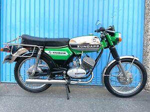 Zündapp KS 50 Super Sport 517 53 LB |1976 | 6,25 PS | Originalgetreu restauriert