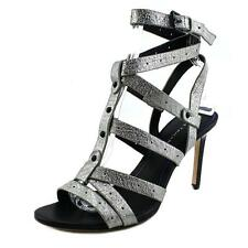 T-Strap Slim Solid Sandals for Women